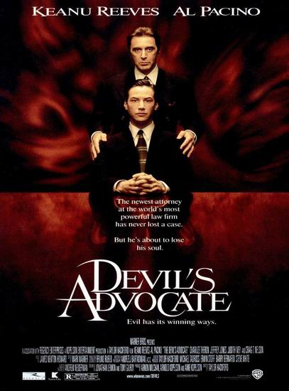 Адвокат дьявола / The Devil's Advocate