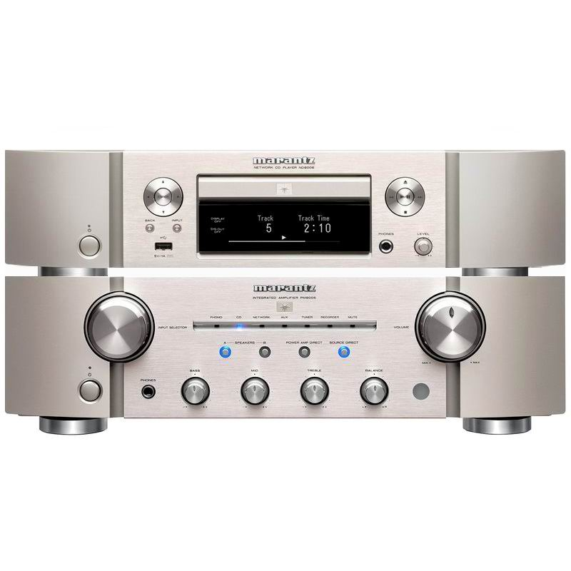 Hi-Fi Комплект Marantz PM8006 + ND8006 Gold