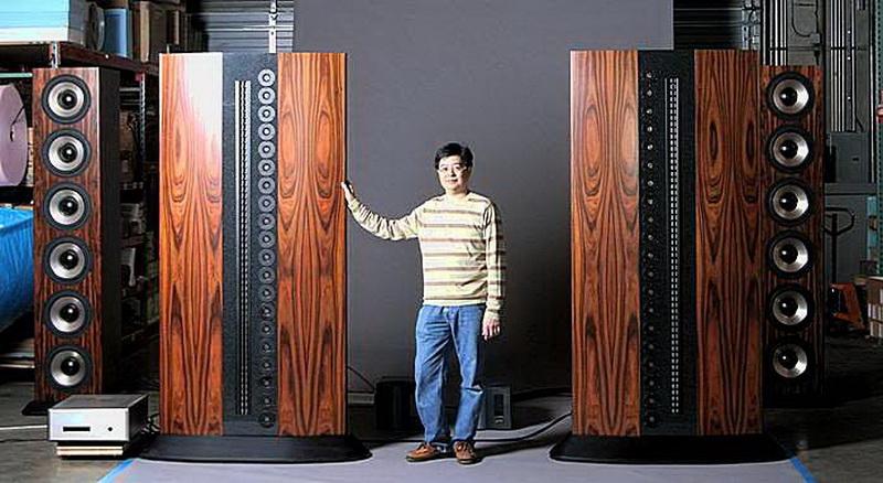 Самые большие колонки в мире фото