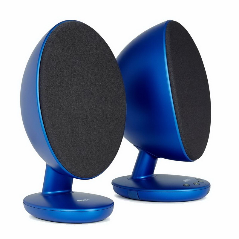 Аудиосистема KEF EGG Wireless Hi-Res Music System Frosted Blue