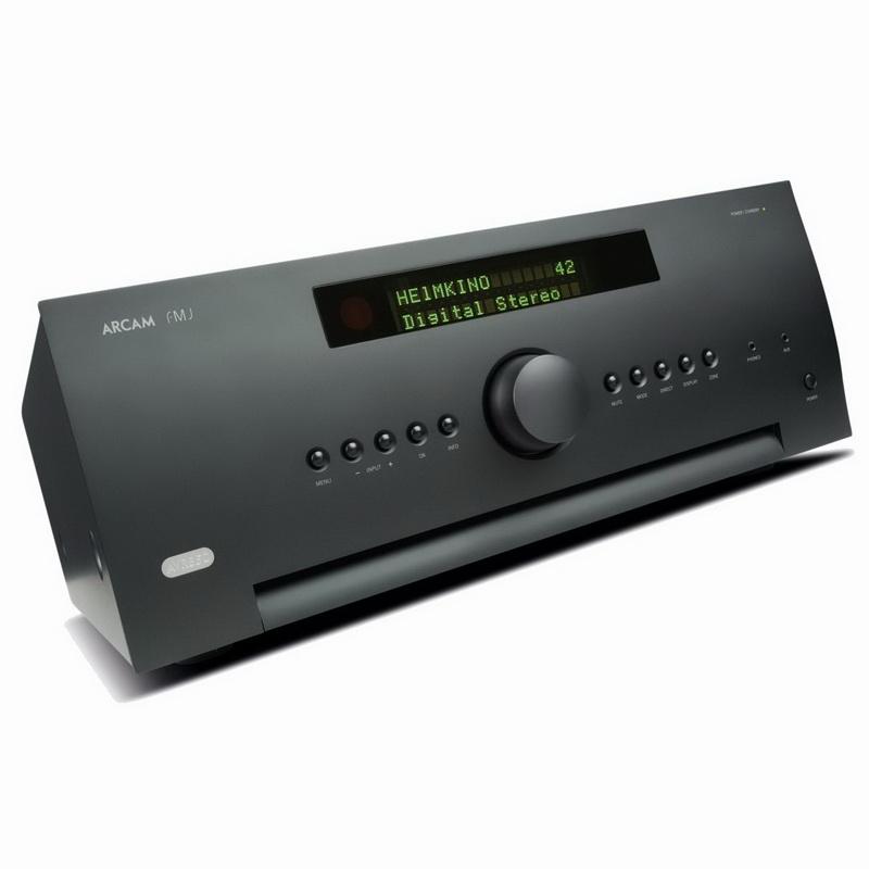 AV-ресивер Arcam AVR550 купить в интернет магазине